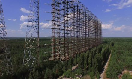 Over the Horizon radars and ham radio interference