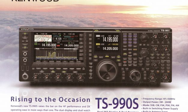 Kenwood TS-990S revealed