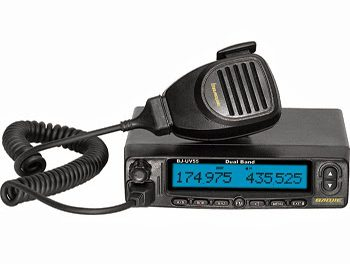Baojie BJ-UV55 – new chinese mobile VHF/UHF radio
