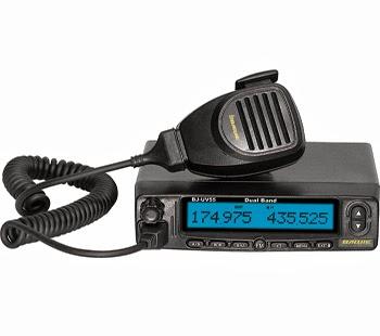 Baojie BJ-UV55 – new chinese mobile VHF/UHF radio