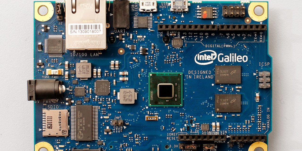 Intel Galileo – Arduino with a Pentium