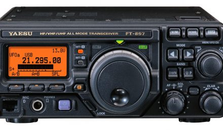 Yaesu FT-897D is discontinued