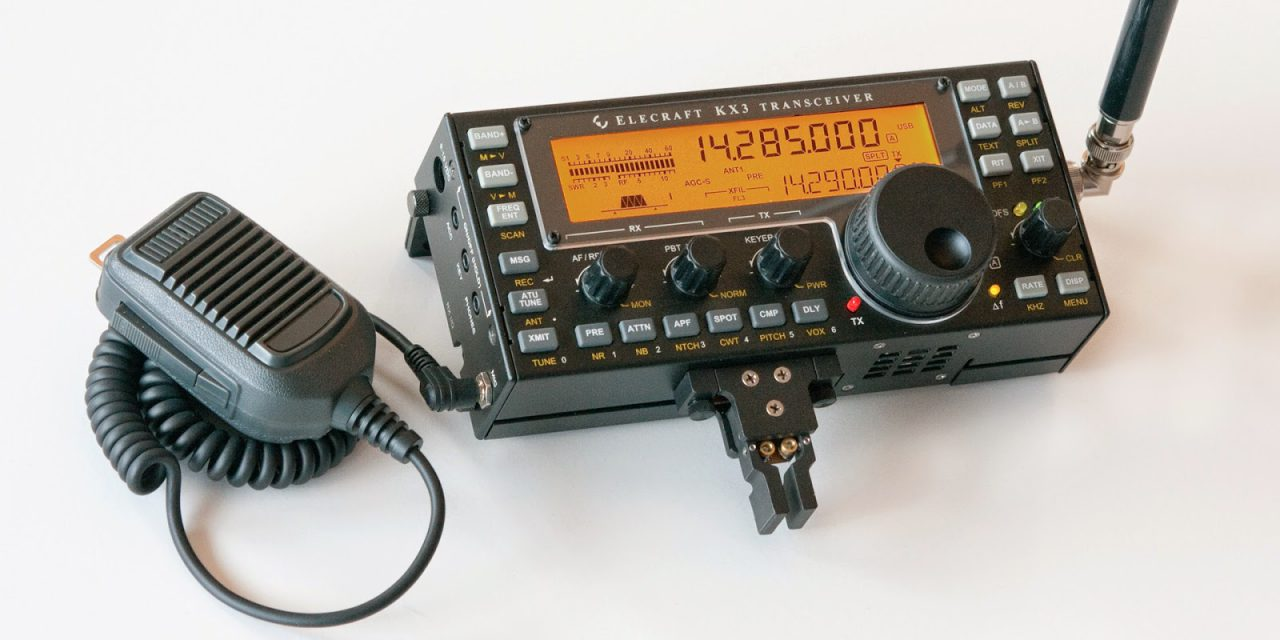 Elecraft KX3 2m option is available