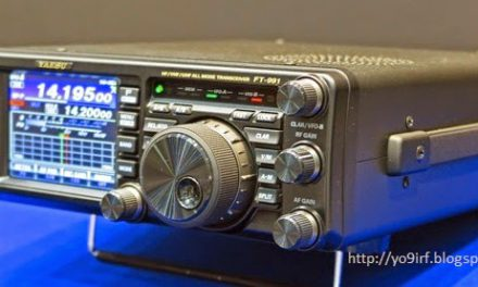 Yaesu FT-991 – replacement for the FT-897