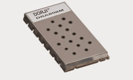 VHF/UHF transceiver module for US$12 – Dorji DRA818