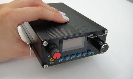 Yaesu FT-817, Elecraft KX-3 and other portable HF radios