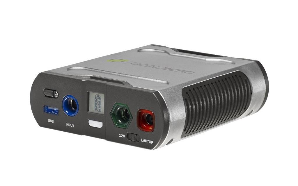 Nice external power pack for SOTA