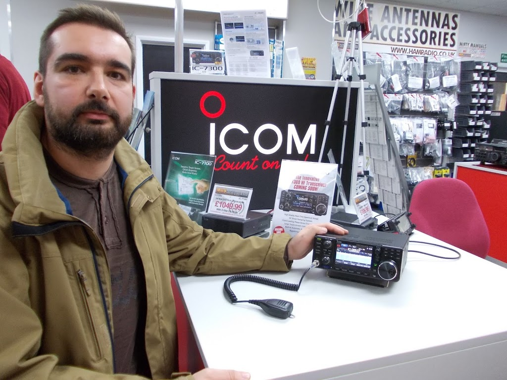 Icom IC-7300 review | QRPblog