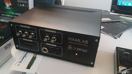 Red Pitaya Hamlab – HF/6m 10W SDR transceiver and much more