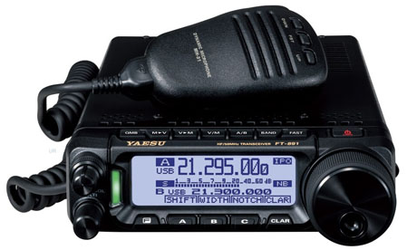 Yaesu FT-891 Operating Manual
