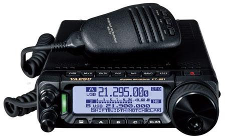 Yaesu FT-891 update