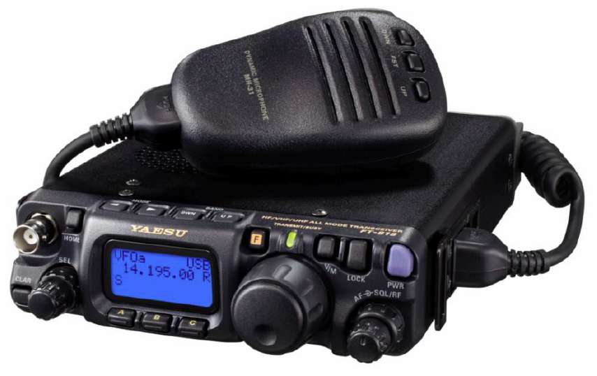 Yaesu FT-818nd user manual