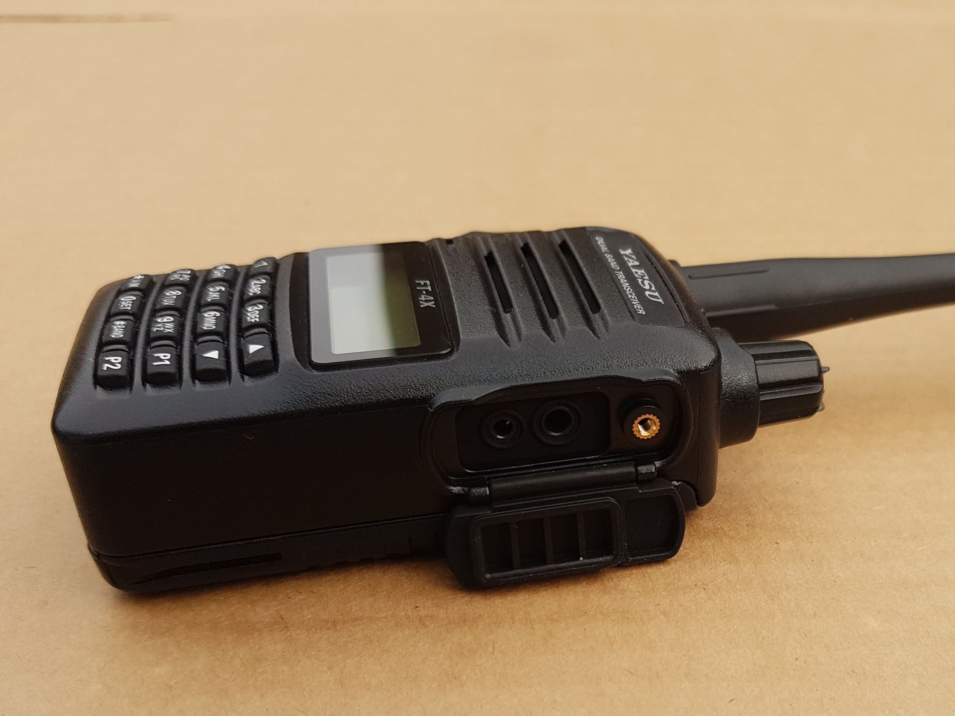 Yaesu FT-4X review (it is after all a Baofeng) | QRPblog