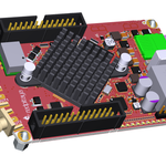 Red Pitaya STEMlab 122.88-16   for SDR transceivers