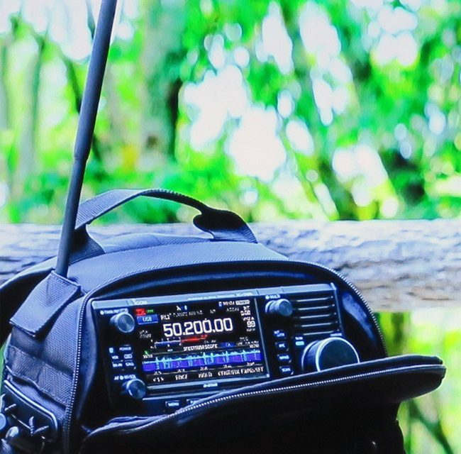 Icom IC-705 – considerations on RX power draw (wild guesses