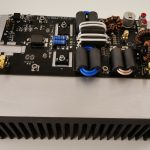 Choosing a heatsink for the A600 LDMOS linear amplifier