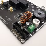 B1500 – Backpanel Unit for RF power Amplifiers